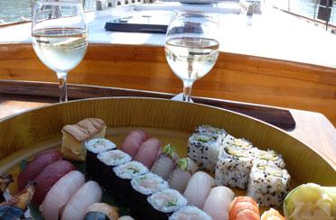 Morimoto Sushi & Sake Sail