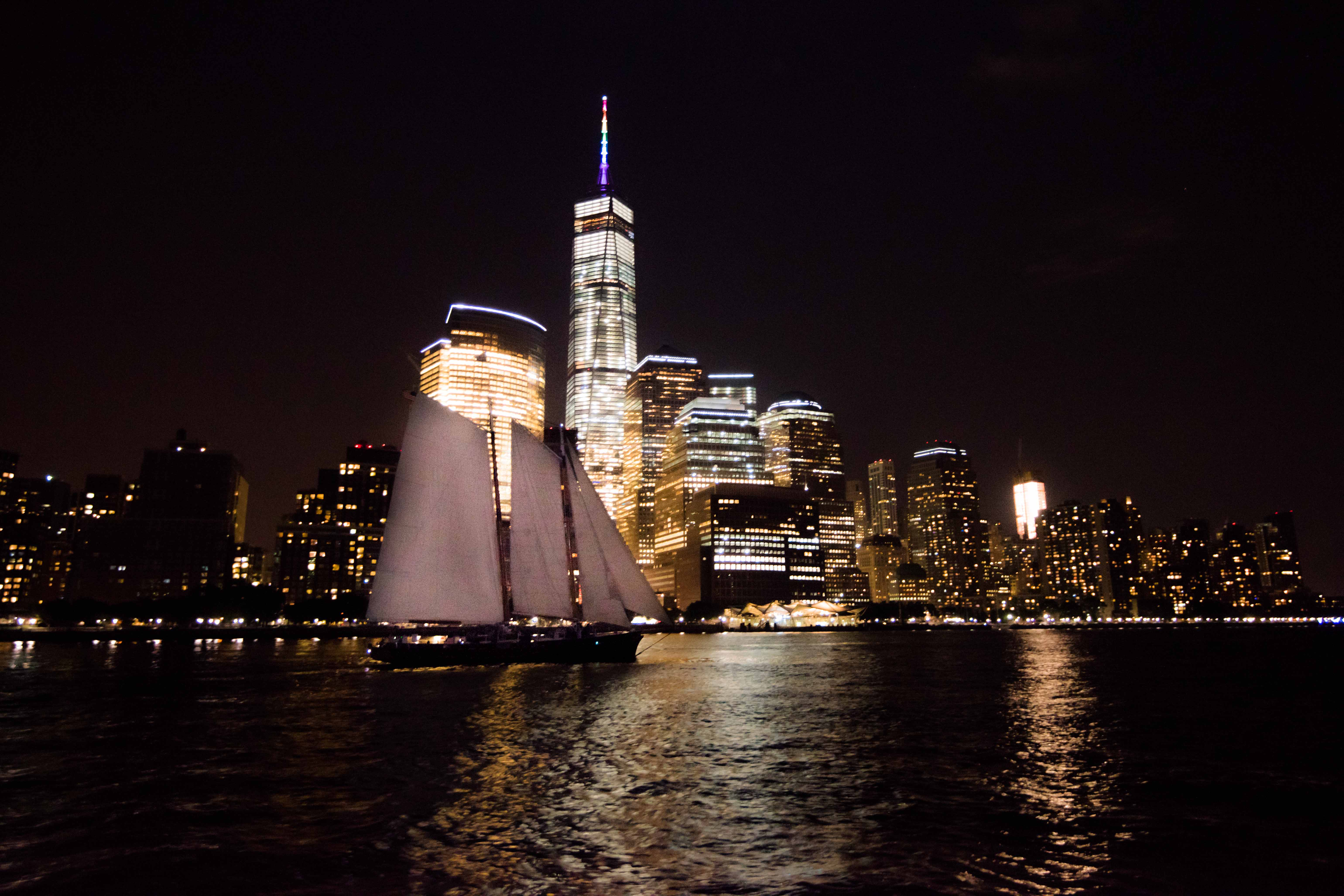 Schooner America 2 0 Nyc Sunset Sail Amp Sightseeing Boat