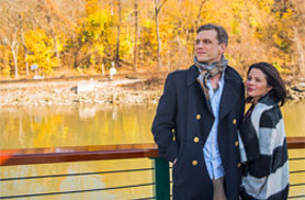 NYC Fall Foliage Brunch Cruise | Classic Harbor Line