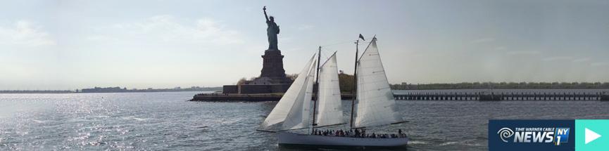 Harbor Schooner sets sail on summers final stretch