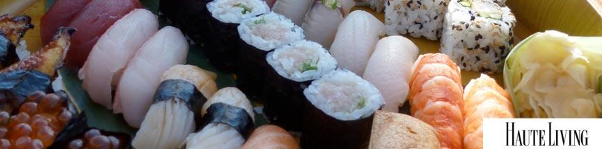 Haute Dining: Morimoto Sushi & Sake Sunset Yacht Cruise