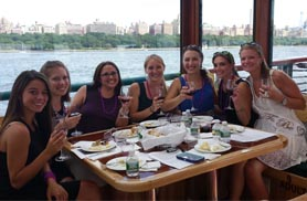 Wine and Cheese Pairing in NYC | Classic Harbor Line