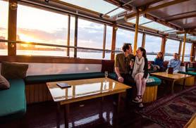 Best NYC Romantic Sunset Cruise | Classic Harbor Line