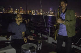 Live Jazz Sail on Schooner America 2.0