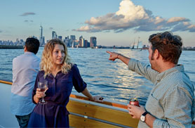 Romantic Things to do NYC