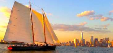 Romantic Sunset Sail NYC