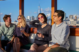 Happy Hour Cruise NYC