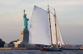 World Pride Sailing in NY Harbor