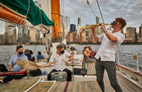 Jazz Sail NYC