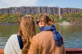 Palisades Fall Foliage Cruise